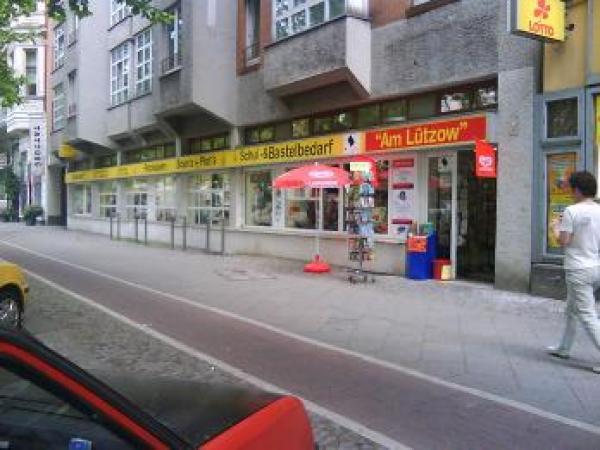 Lützow Straßenansicht